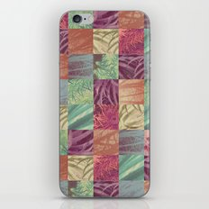 Nature pattern iPhone & iPod Skin