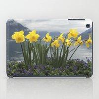 switzerland iPad Cases featuring Switzerland by NatalieBoBatalie