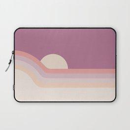 Lilac Rainbow Dipper Laptop Sleeve
