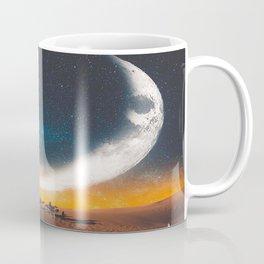 Morocco's desert Coffee Mug