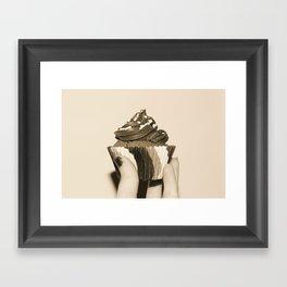cussy1 Framed Art Print