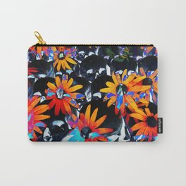 skullflowers Carry-All Pouch
