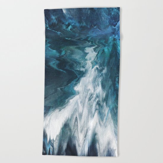Impalpable Beach Towel