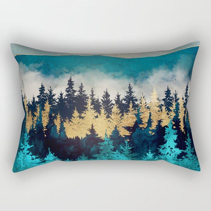 Evening Mist Rectangular Pillow