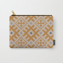 Pattern in Grandma Style #27 Carry-All Pouch