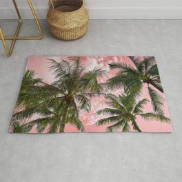 Pink paradise Rug