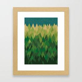 In the spirit Framed Art Print