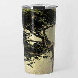 Cypress Tree Travel Mug