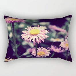 Stand Bright in the Garden of Life Rectangular Pillow