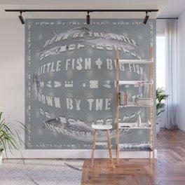 Do Not Bottle Oceans 9 Wall Mural