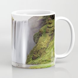 Skogafoss waterfall Coffee Mug