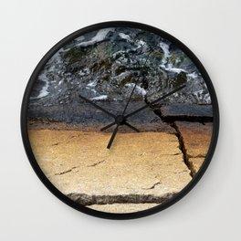 Slope Wall Clock