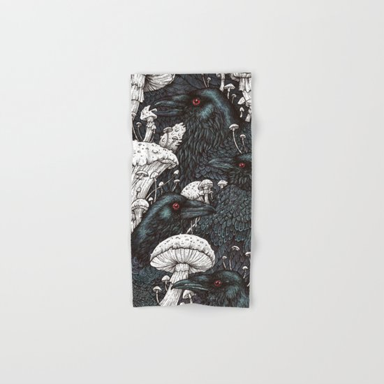 Decay Hand & Bath Towel
