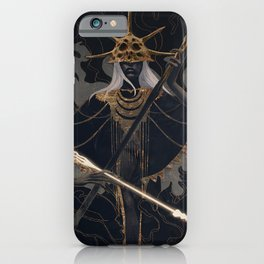 Aldrich (Dark Souls) iPhone Case