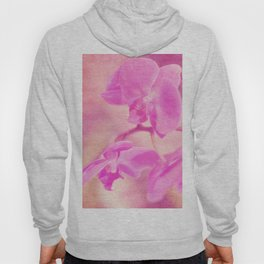 Scripted Orchid Hoody
