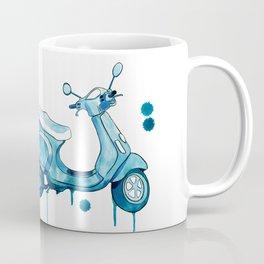 Scooter Away Coffee Mug