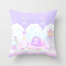 Lucky Star Dreamland Throw Pillow