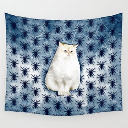 Sully 2017 Spider Wall Tapestry