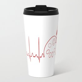 ArtBeat Travel Mug
