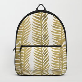 Golden Seaweed Backpack