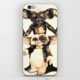 Gizmo by Aaron Bir iPhone Skin