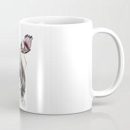 Haida Moose Coffee Mug