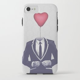 Mr. Valentine iPhone Case