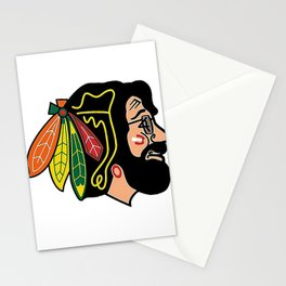 jerry hawk Stationery Cards