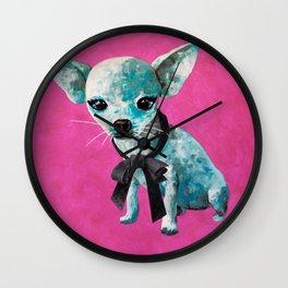 """FRESH DECADENCE"" Wall Clock"