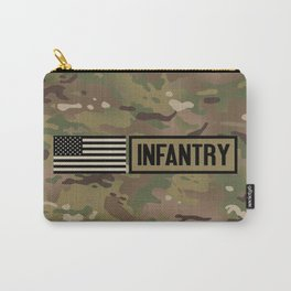 Infantry (Camo) Carry-All Pouch