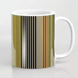 Vertical stripes #1 Coffee Mug