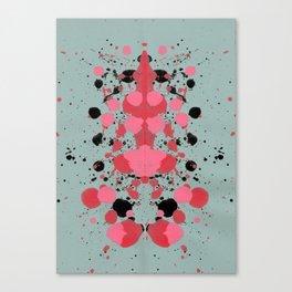 Female Power Canvas Print