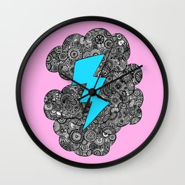 Super Storm Wall Clock