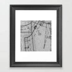 Pattern Master Framed Art Print