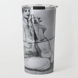 Indian Musician Travel Mug