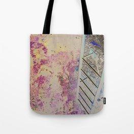 MEDITERRANEAN STAIRS Tote Bag