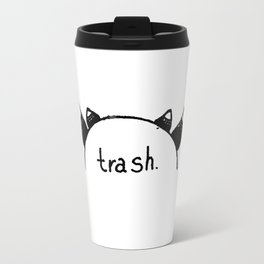 cosplaying trash Travel Mug