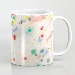 Watercolor Splashes Coffee Mug