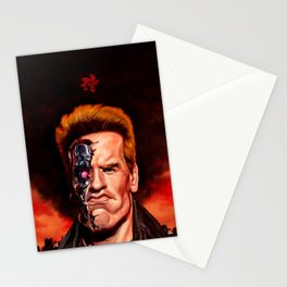 The Terminator Stationery Cards