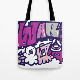 反戦争 - NO WAR  Tote Bag