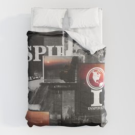 Inspired Media Concepts Comforters