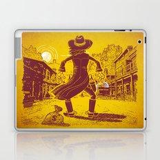 The Last Showdown - The bad guy Laptop & iPad Skin