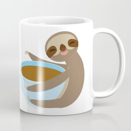 sloth & coffee 2 Coffee Mug