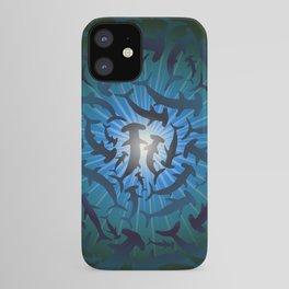 Beneath The Hammer iPhone Case