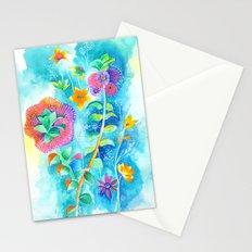 Floral IV Stationery Cards