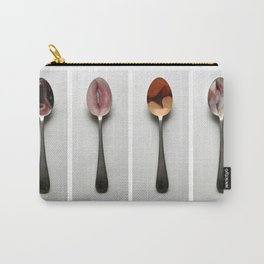 The Spoon Mouth Four Carry-All Pouch