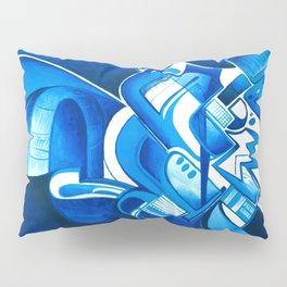 #22 – dipinto di blu… Pillow Sham