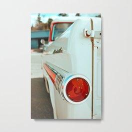 Fleetwood taillight Metal Print