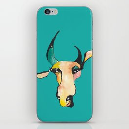 cow iPhone Skin