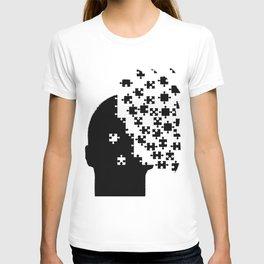 Puzzle Silhouette T-shirt